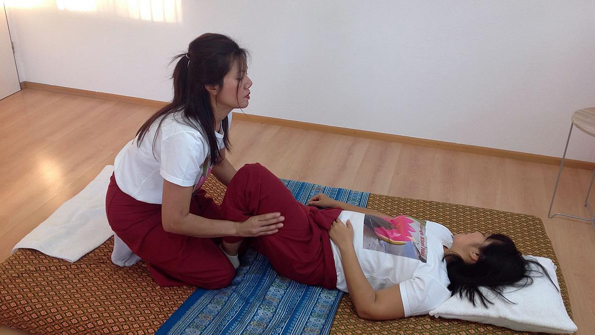 Thai massage nordhorn